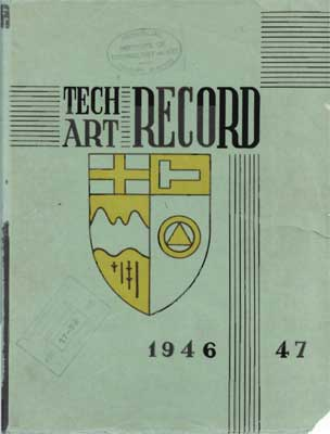 Flashback to SAIT Yearbook from 1946